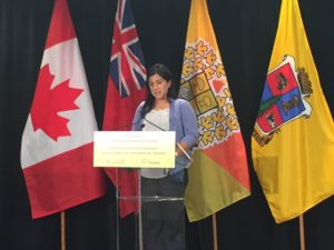 Harinder Malhi - Member of Provincial Parliament for Brampton-Springdale announcing more affordable housing in Peel