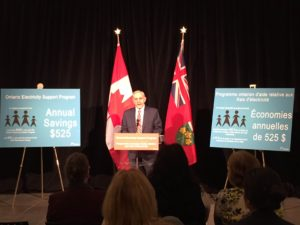 Bob Chiarelli - Minister of Energy