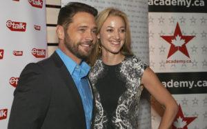 Jason Priestley & Zoie Palmer